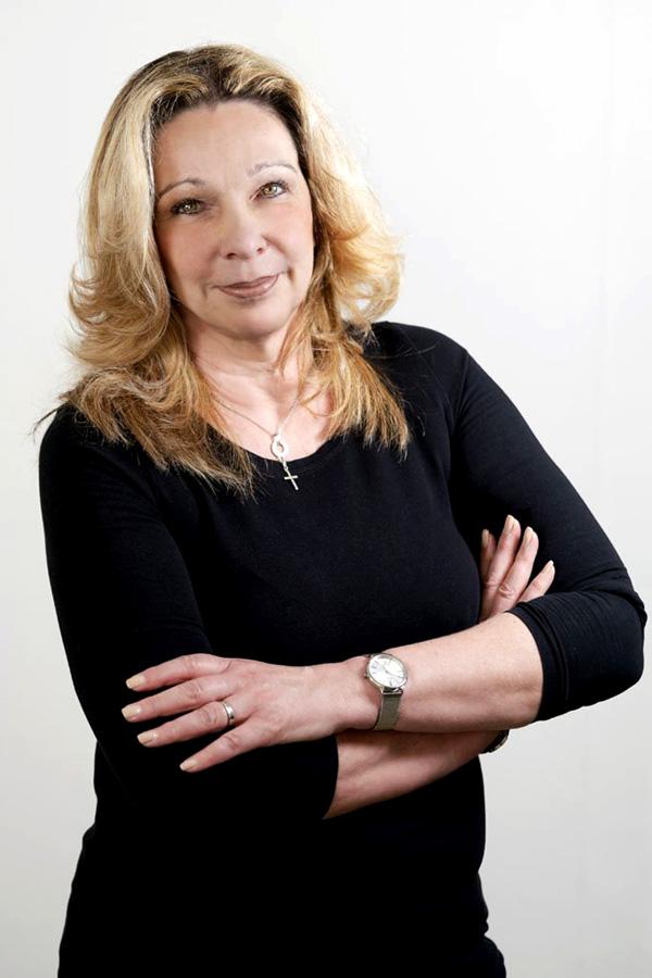 Rumpellotte: Büroleitung Gaby Scharf