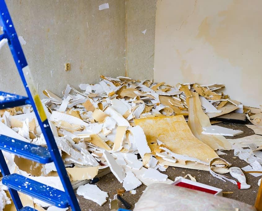 Gebäuderäumung durch Rumpellotte in NRW