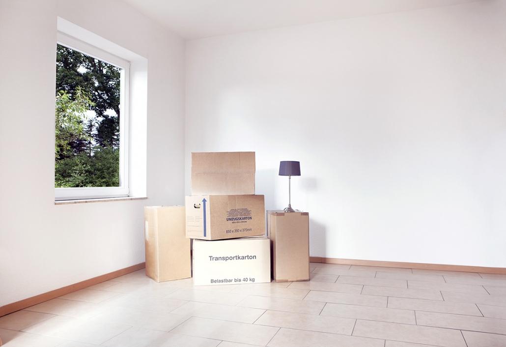 Haushaltsauflösung einer Wohnung mit Rumpellotte!